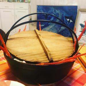 八つ墓村鍋