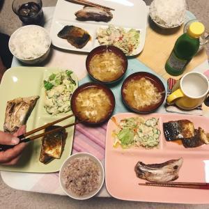 記念日ご飯