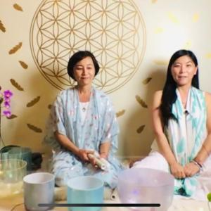 『変容』の時代のクリスタルボウル&瞑想会