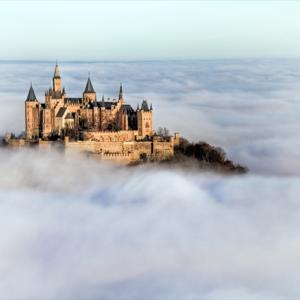 【ホーエンツォレルン城】ドイツの名城に行ったよ【交通難航】
