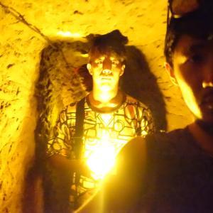 【イタリア:ナポリ】2400年前の巨大地下都市に潜入&ランペドゥーザ島向かいます!