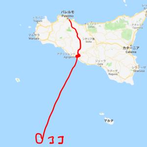 【イタリア】透明度No1!ランペドゥーザの海