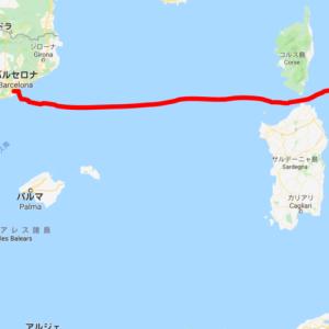 【イタリア】シチリア島の都を散策&長期船旅