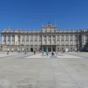 【スペイン:マドリード】街中お休みモード but しっかり観光