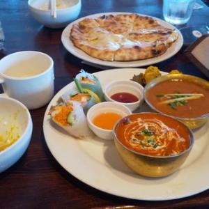 豊田市のベトナム&インド料理の「スバカマナ 豊田店」でバイキング付きランチでお腹いっぱい♪