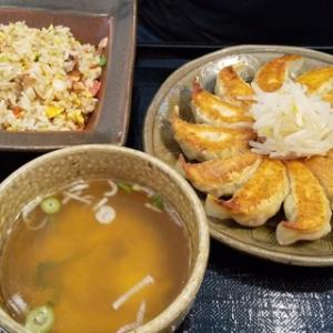 餃子の有名な浜松でやっぱりランチは餃子!駅ビルの<br />「五味八珍 浜松駅ビル メイワン店」で食べてきた♪<br />