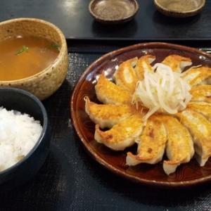 餃子消費量トップの浜松餃子  「五味八珍 浜松駅ビル メイワン店」で餃子定食を食べる♪<br />