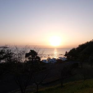糸ヶ浜で夫婦キャンプ!(^o^)【後編】