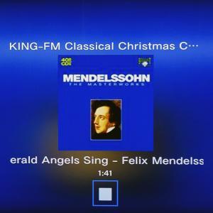 クリスマス音楽