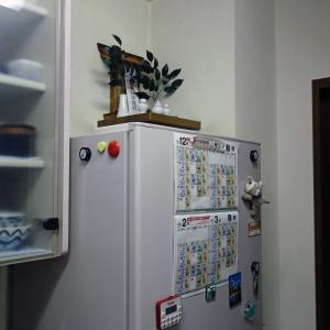 我が家の冷蔵庫が永眠!