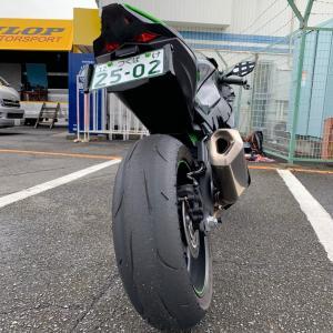 バイクにも冬タイヤ❗️Winter tires for Motorcycle❗️