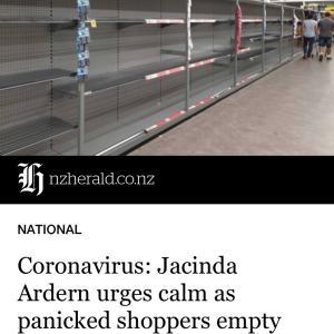 ニュージーランドの田舎でのコロナ状況はというと