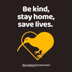 ニュージーランド 留学生母子のロックダウン Day 2
