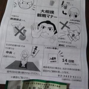 大相撲観戦(2)