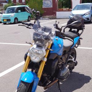 R1200Rで犬吠埼へ 実質的には7ヵ月ぶりのソロツーリング!