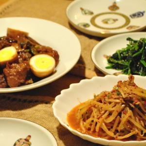 やっぱり朝鮮料理が好き【vol.2 豚肉のチャンジョリム】