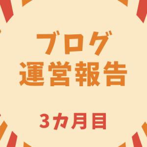 【2019年8月ブログ運営報告】初心者主婦の3カ月目