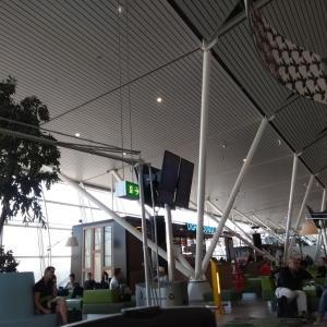 静かなターミナル