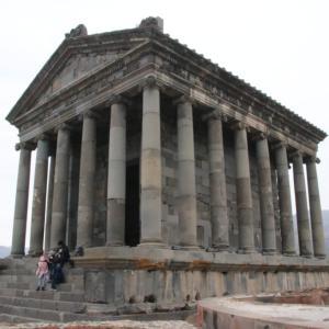 【アルメニア】ガルニ神殿とストーンシンフォニー