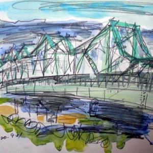 長岡長生橋