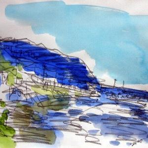 三浦半島にある海岸