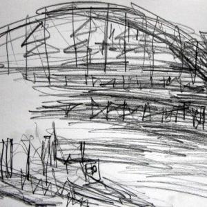 東西線鉄橋