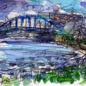 旧江戸川風景