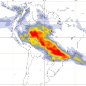 アマゾンの森林火災