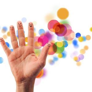 アフガニスタンの諺(ضرب المثل) 5本の指は兄弟だが同じではない