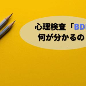 【心理検査】BDI(ベック抑うつ質問票)とは?何が分かるの?