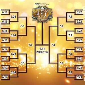 新日本プロレス、ニュージャパンカップの開催を決定!【プロレス】
