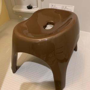 お風呂の椅子がバキバキに割れてショックだった話【風呂】