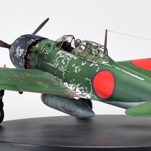 1/32 三菱 零式艦上戦闘機五二型