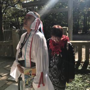 日本最古の神社伊奘諾神宮で、生き霊を除霊する現場を見てしまったよ