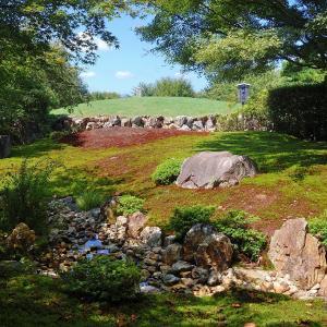 庭園53 将軍塚青龍殿庭園 中根金作の庭園と京を一望できる絶景