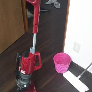 新しい家のお掃除に行ってきました