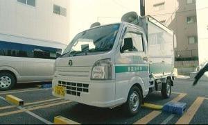 12/1「恋あた」7話。移動販売車がキャリイ(またはそのOEM)