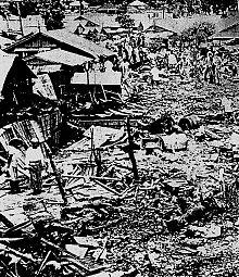 60年前の悲劇。宮森小学校米軍ジェット機墜落事故について