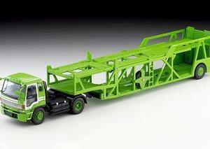 2021/1/31発売『LV-N225a いすゞ810EX カートランスポーター(アンチコASZ022車両運搬トレーラ)』