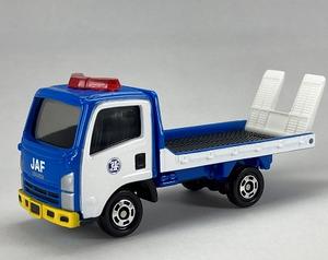 JAFオリジナルトミカ いすゞエルフ車積載車