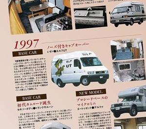6/15発売『AutoCamper (オートキャンパー) 2021年7月号』エルフUT
