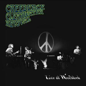 クリーデンス・クリアウォーター・リバイバル『Live At Woodstock』なんでこれが今まで未発表なの!?