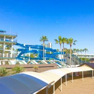 【ナガシマスパーランドジャンボ海水プール】2020の料金は?絶叫スライダーについてもご紹介!
