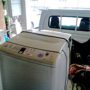 洗濯機壊れる