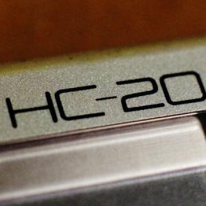 BASICの拡張 -HC-20