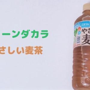 サントリーグリーンダカラやさしい麦茶を飲んでみた【650ml】