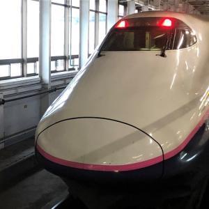 東北新幹線で自由席のある列車まとめ!自由席は何号車か解説。