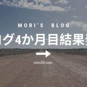 ブログ4か月目結果発表【2019年7月期】