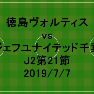 見木友哉がJリーグ初出場、PK獲得の働きを見せるも試合は引き分けに終わる 徳島ヴォルティス vs ジェフユナイテッド千葉 J2第21節