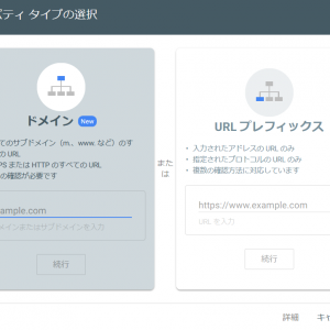 DNS レコードでのドメイン所有権の確認とは?新サーチコンソールの設定方法